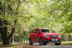 Car review: Vauxhall Viva Rocks