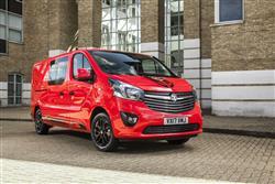 Van review: Vauxhall Vivaro DoubleCab