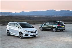 Car review: Vauxhall Zafira Tourer 1.4 Turbo