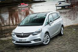 Car review: Vauxhall Zafira Tourer (2016 - 2018)