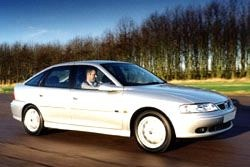 Car review: Vauxhall Vectra (2002 - 2005)