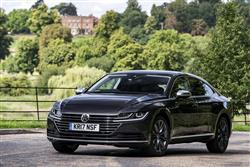 Car review: Volkswagen Arteon