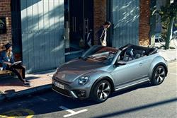 Car review: Volkswagen Beetle Cabriolet