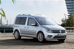 Car review: Volkswagen Caddy Life