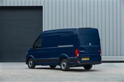 Cr35 Lwb Diesel 2.0 TDI 140PS Startline Business High Roof Van