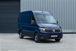 Cr35 Mwb Diesel 2.0 TDI 140PS Startline Business H/Roof Van Auto