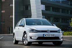 Car review: Volkswagen e-Golf