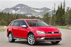 Car review: Volkswagen Golf Alltrack