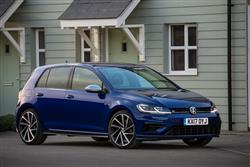 Car review: Volkswagen Golf R