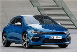 Car review: Volkswagen Scirocco R