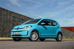 Car review: Volkswagen up! Take up!