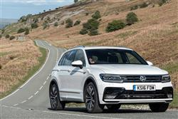 Car review: Volkswagen Tiguan 1.4 TSI 150PS ACT