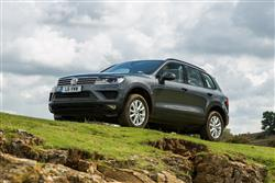 Car review: Volkswagen Touareg