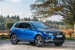 Car review: Volkswagen Touareg 3.0 V6 TDI SCR 262 R-Line