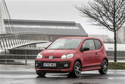 Car review: Volkswagen up! GTI