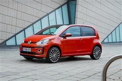 Car review: Volkswagen up! High up!