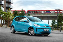 Car review: Volkswagen up! Move up!