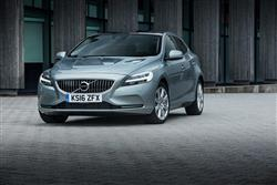 Car review: Volvo V40 D4