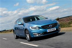 Car review: Volvo V60 D5 Twin Engine
