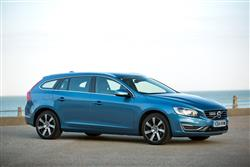 Car review: Volvo V60 D6 Twin Engine