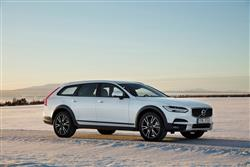 Car review: Volvo V90 Cross Country
