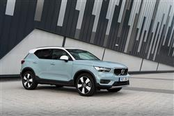Car review: Volvo XC40