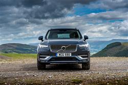 Car review: Volvo XC90 B5