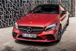 C300d AMG Line Premium 2dr 9G-Tronic Diesel Coupe
