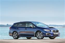 Car review: Subaru Levorg GT