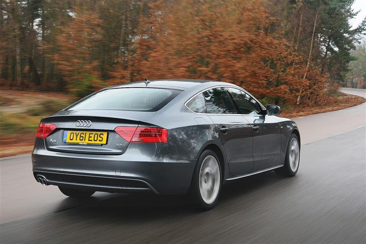Audi A5 2012 : car review 211292 audi a5 sportback 2012 2015 ~ Nature-et-papiers.com Idées de Décoration