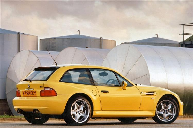 Car Review 207758 Bmw M Coupe 1998 2003