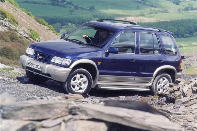 Kia-sportage-(1995-2005