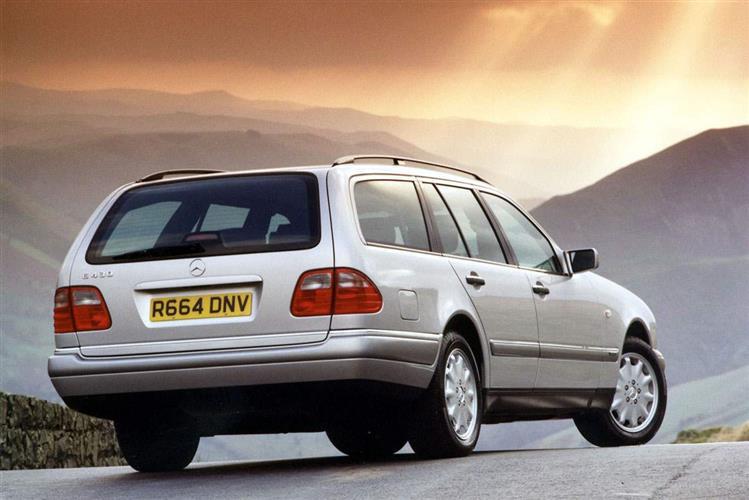 Car review 207858 mercedes benz e class estate 198 for 2002 mercedes benz e320 review
