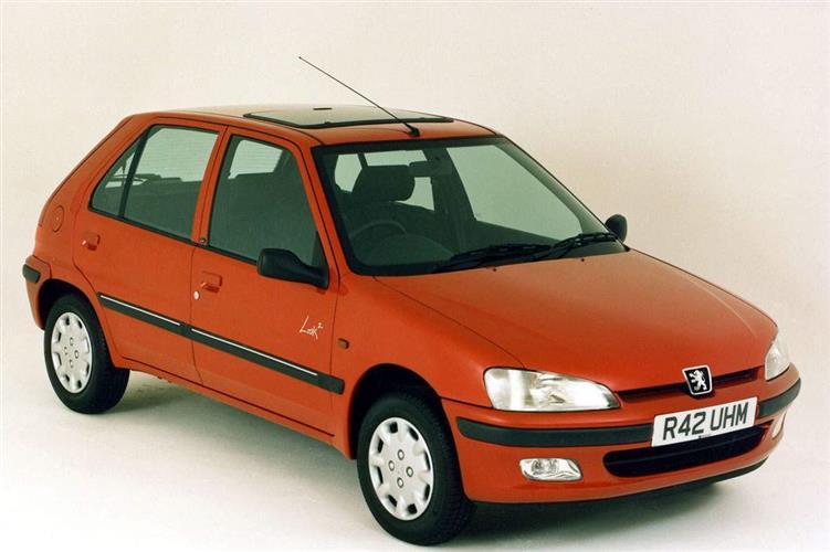 Car Review | 207391 | peugeot-106-