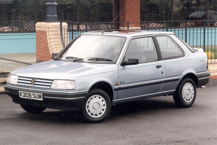 Car Review | 207344 | peugeot-309-