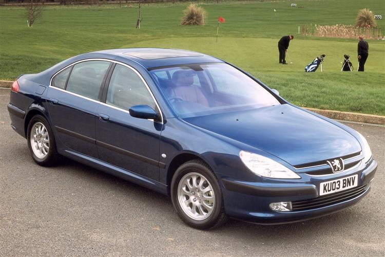 Peugeot-607-(2000-2009