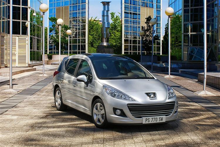 Car Review 210273 Peugeot 207 Sw