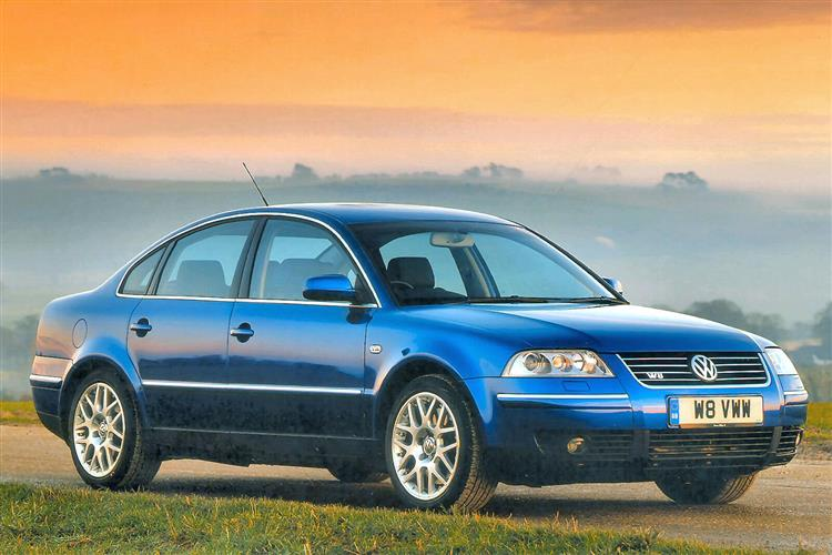 car review 207520 volkswagen passat w8 2002 2005. Black Bedroom Furniture Sets. Home Design Ideas